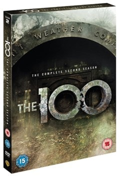 The 100: The Complete Second Season - 2