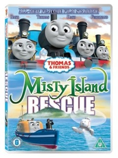 Thomas the Tank Engine and Friends: Misty Island Rescue - 1