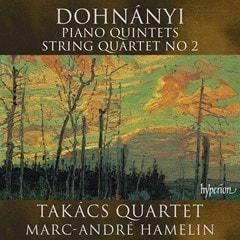 Dohnanyi: Piano Quintets/String Quartet No. 2 - 1