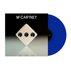 McCartney III (hmv Exclusive) Blue Vinyl - 1