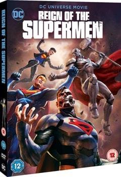 Reign of the Supermen - 2