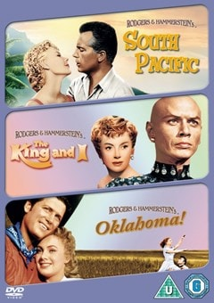 South Pacific/The King and I/Oklahoma! - 1