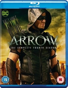 Arrow: The Complete Fourth Season - 1
