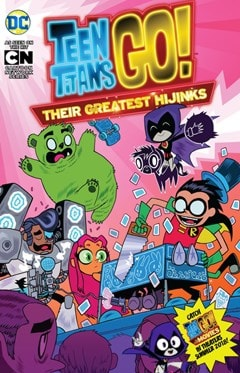 Teen Titans Go: Their Greatest Hijinks - 1