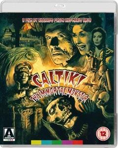 Caltiki: The Immortal Monster - 1