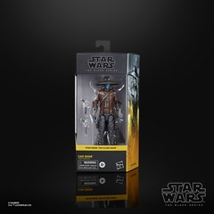 Cad Bane: Clone Wars: The Black Series: Star Wars Action Figure - 4