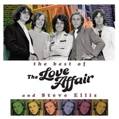 The Best of the Love Affair and Steve Ellis - 1