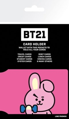 Card Holder BT21: Cooky - 1