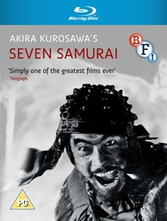 Seven Samurai - 1