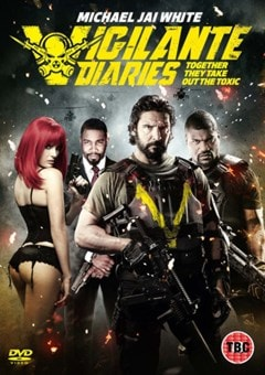 The Vigilante Diaries - 1