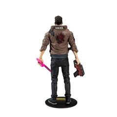 Cyberpunk 2077: V Male Figurine - 4