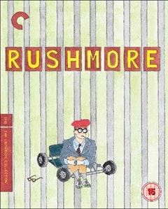 Rushmore - The Criterion Collection - 1