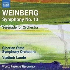 Weinberg: Symphony No. 13: Serenade for Orchestra - 1