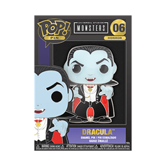 Dracula: Monsters Funko Pop Pin - 2