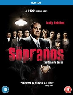 The Sopranos: The Complete Series - 1