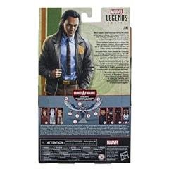 Loki: Marvel Legends Series Action Figure - 8