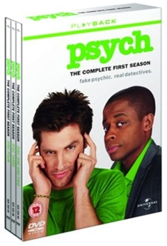 Psych: The Complete First Season - 1