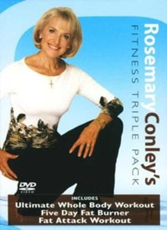 Rosemary Conley: Triple - 1
