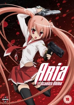 Aria the Scarlet Ammo - 1
