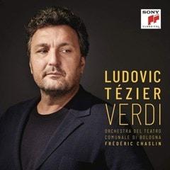 Ludovic Tezier: Verdi - 1