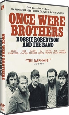 Once Were Brothers: Robbie Robertson and the Band - 2