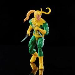 Loki: Retro Hasbro Marvel Legends Series Action Figure - 2