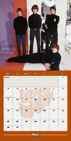 The Beatles Collectors Edition Record Sleeve 2022 Calendar - 3