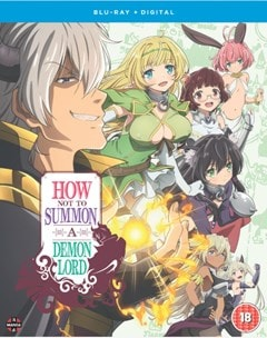 How Not to Summon a Demon Lord - 1