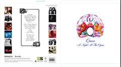 Queen Collectors Edition Record Sleeve 2022 Calendar - 1