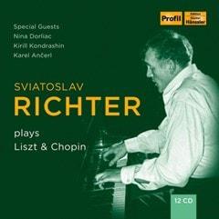 Sviatoslav Richter Plays Liszt & Chopin - 1