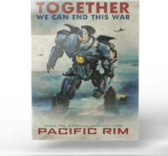 Pacific Rim Titans of Cult Limited Edition 4K Steelbook - 4