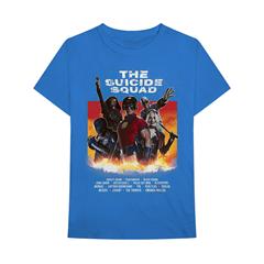 Suicide Squad 2021 Credits (Small) - 1