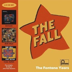 The Fontana Years - 1