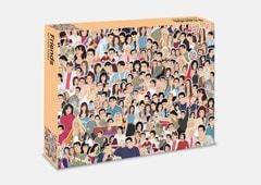 Friends: 500 Piece Jigsaw Puzzle - 4