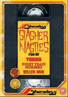 Shameless Slasher Nasties - 1