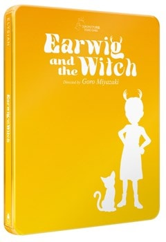 Earwig and the Witch Limited Edition Steelbook - 4