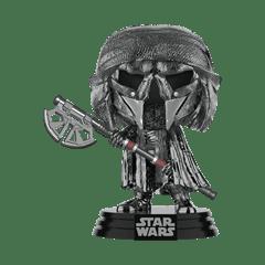 Chrome Knight of Ren: Long Axe (325) Rise Of Skywalker: Star Wars Pop Vinyl - 1