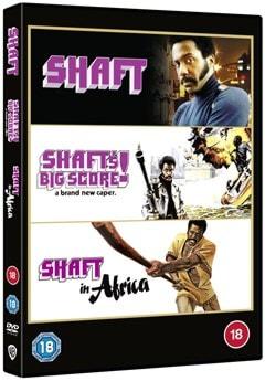Shaft/Shaft's Big Score/Shaft in Africa - 3