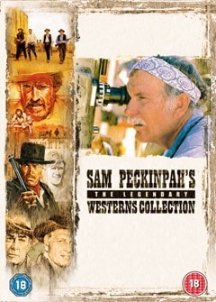 Sam Peckinpah - The Legendary Westerns Collection - 1