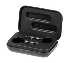 Vivanco Smart Pair Black True Wireless Bluetooth Earphones - 2