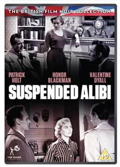 Suspended Alibi - 1