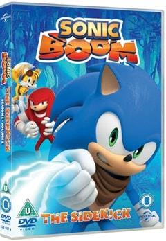 Sonic Boom: Volume 1 - The Sidekick - 2