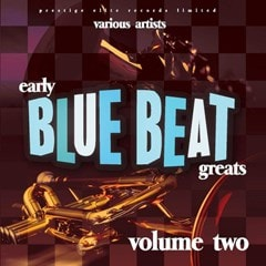 Early Blue Beat Greats - Volume 2 - 1