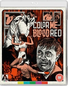 Color Me Blood Red - 1