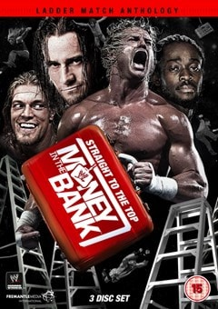 WWE: Straight to the Top - The Money in the Bank Ladder Match... - 1