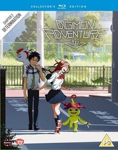 Digimon Adventure Tri: Chapter 2 - Determination - 1
