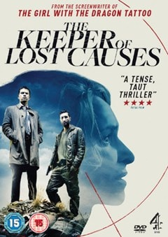 The Keeper of Lost Causes - 1