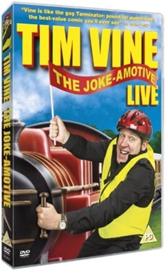 Tim Vine: Jokeamotive - 1