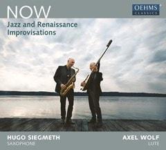 Now: Jazz and Renaissance Improvisations - 1