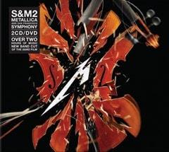 Metallica - S&M 2 - CD & DVD - 1
